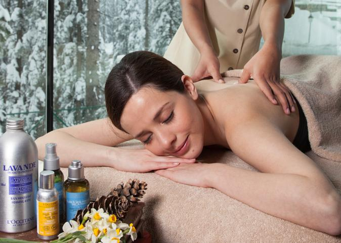 Ultimate customer experience spa