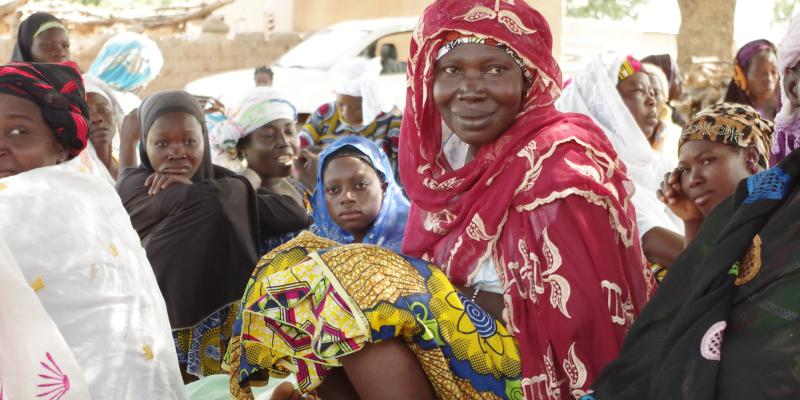 Building rural women's resilience in Burkina Faso