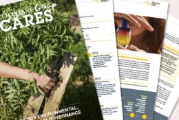 L'OCCITANE Group's FY2020 Environmental, Social and Governance Report
