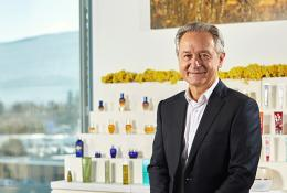 Yves Blouin, L'OCCITANE Group Managing Director
